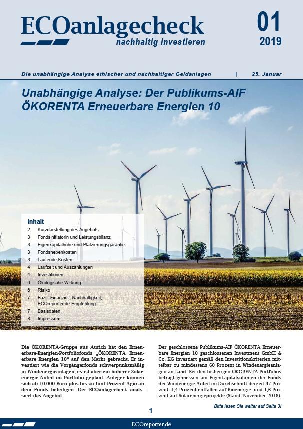 Lesen Sie hier den ECOanlagecheck im PDF-Format.